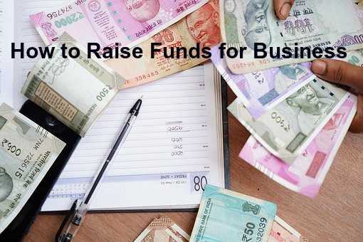 how to raise funds for business in India