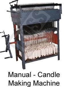 manual candle making machine price