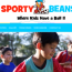 sporty beans franchise