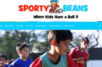 sporty beans franchise