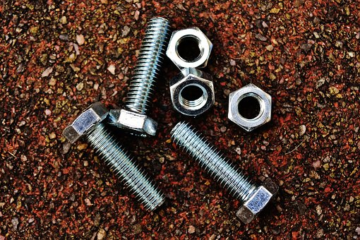 nut bolts making