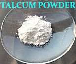 Talcum Powder Production