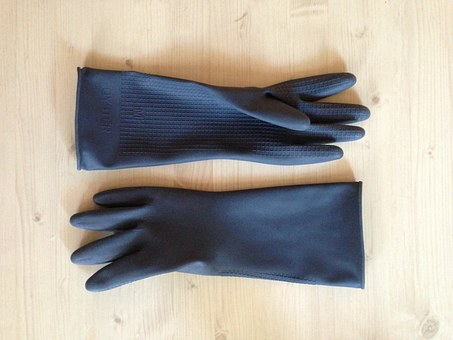rubber gloves manufacturing