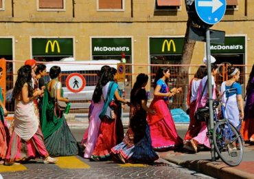 Mcdonald's fast food franchise in india