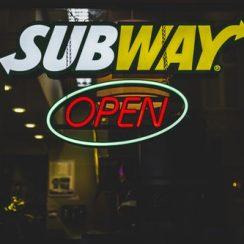 subway franchise business