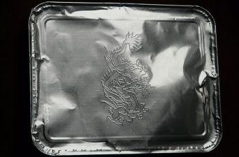 aluminium foil production