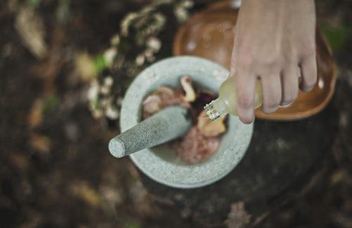 herbal hair oil manufacturing