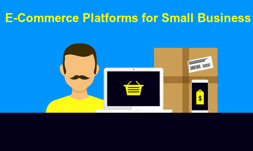 best ecommerce platforms for Small Business in India