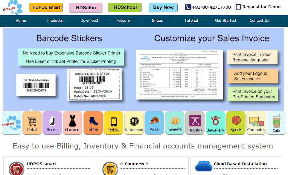 Top 10 Retail Management Software in India for Small