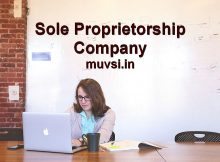 Sole Proprietorship Company