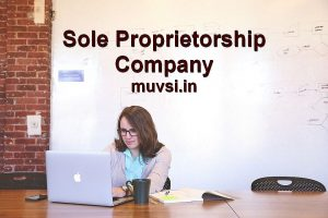 Sole Proprietorship Company