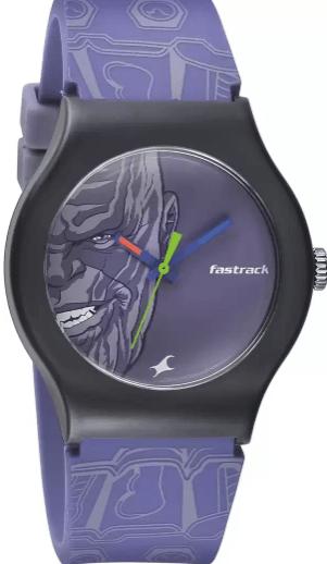 fastrack avenger watch