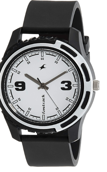 fastrack casual watch