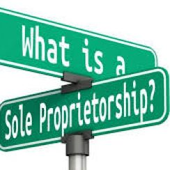 how to start sole proprietorship