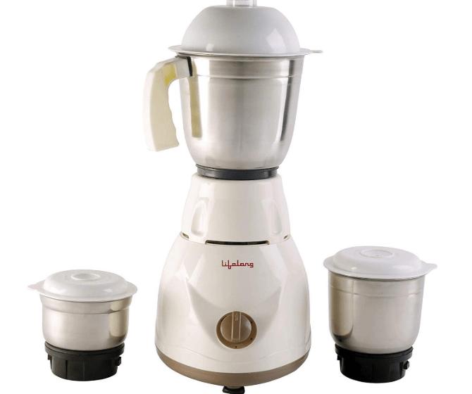 lifelong mixer blender grinder