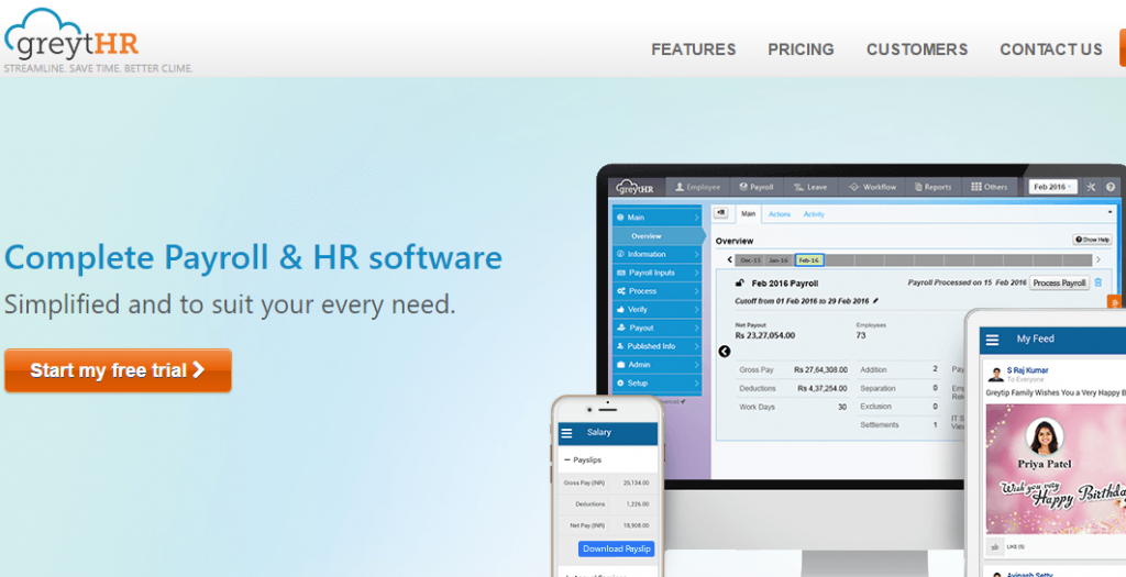 Top 10 Best HR Software in India for Small Businesses - Free & Paid