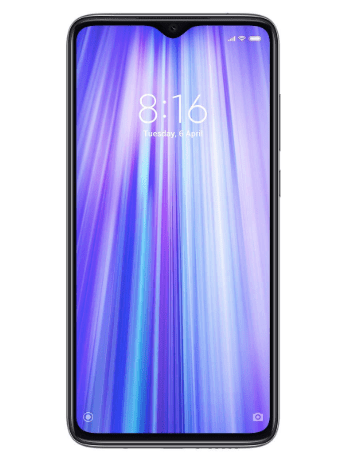redmi note 8 pro phone in India