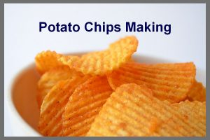 potato chips making businss plan project