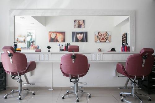 hair salon franchise