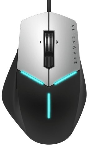alienaware aw558 gaming mouse