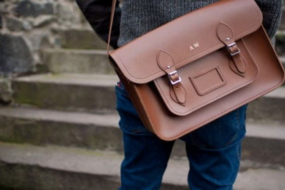 best bags for men in India