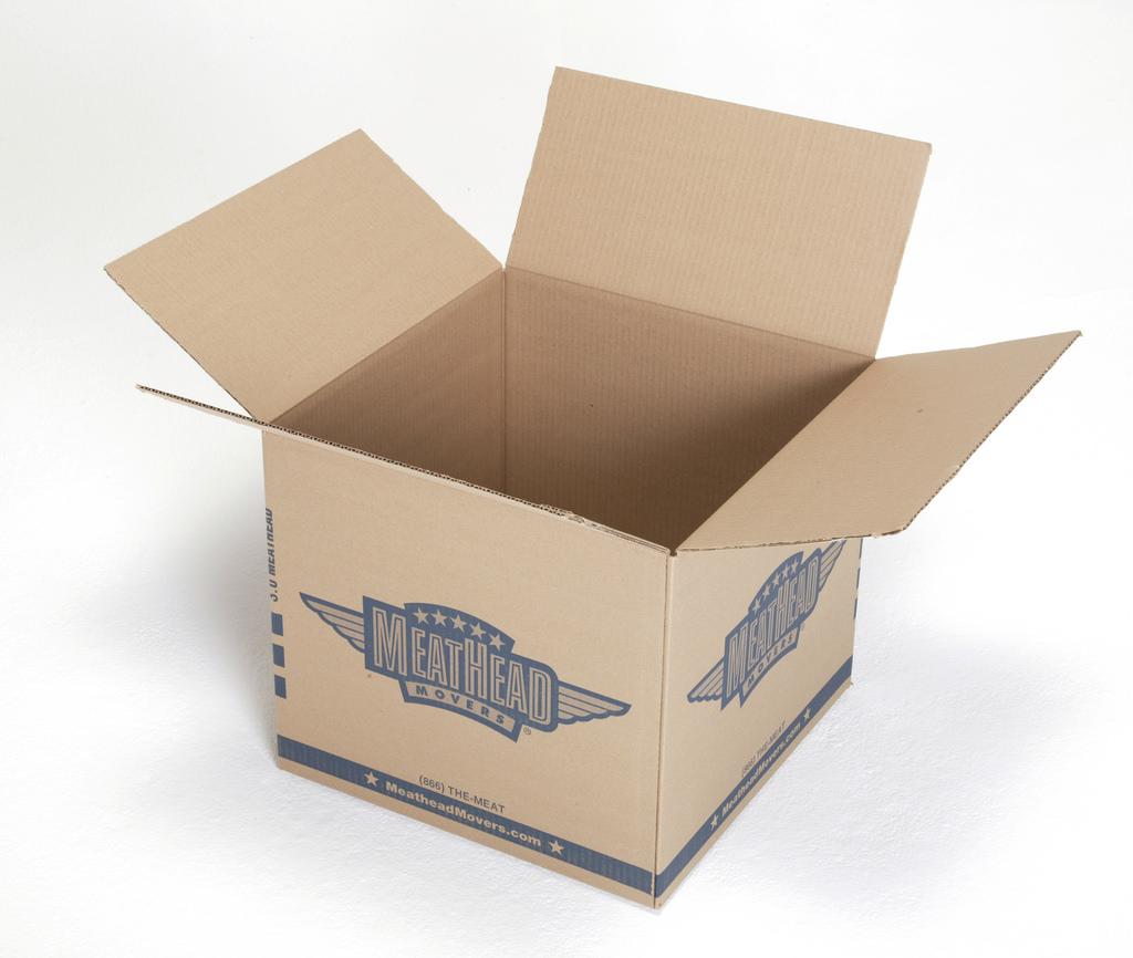 corrugated cardboard box making