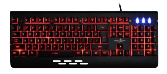 redgear blaze 3 keyboard in India