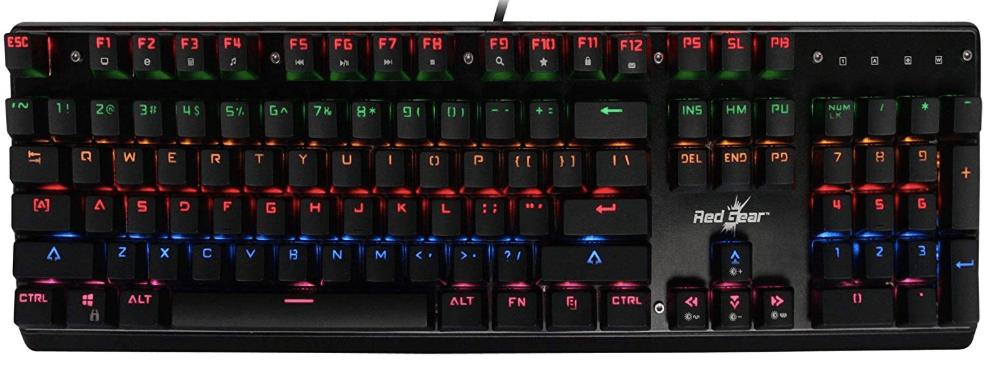 redgear mk881 gaming keyboard in India