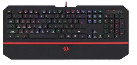 redragon karura gaming keyboard in India