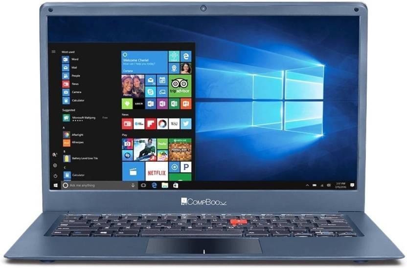 iball compbook marrvel celeron laptop