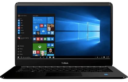 rdp thinbook atom laptop
