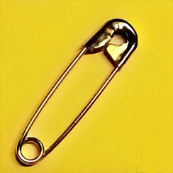 safety pin making business