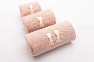 surgical bandage making