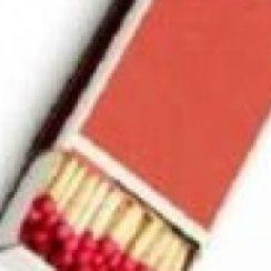 matchstick manufacturing