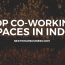 coworking spaces in india