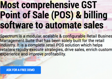 retail pos software systems in India