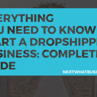 All about Dropshipping Business