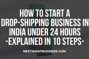 Starting A Dropshipping Business In India