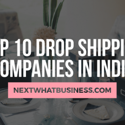 Best Dropshipping Companies In India