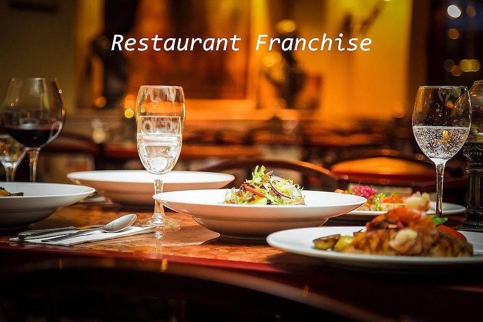 restaurant franchise opportunity