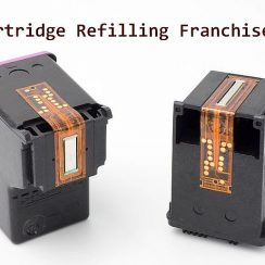 cartridge refilling franchise