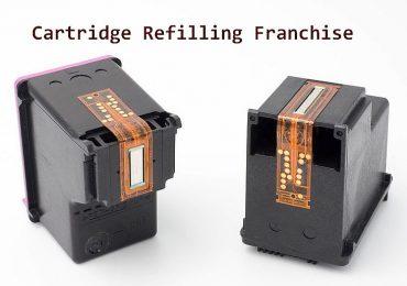 cartridge refilling franchise