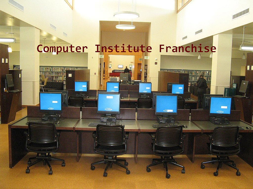 computer institute franchise opportunities