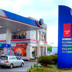 hp petrol pump dealership