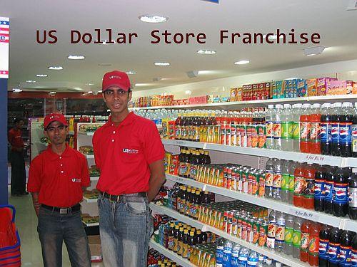 us dollar store franchise
