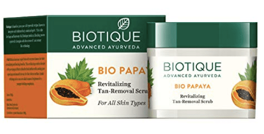 biotique makeup brand in India
