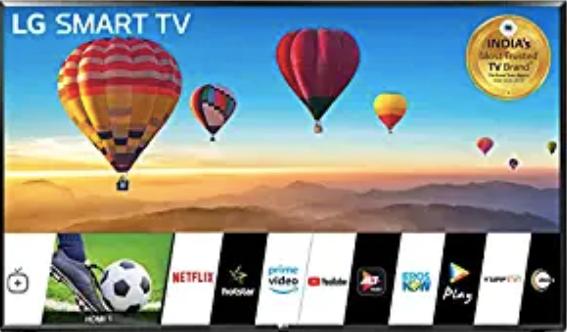 LG TV in India