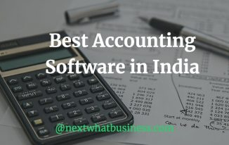 best accounting software in India