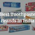 best toothpaste brands in India